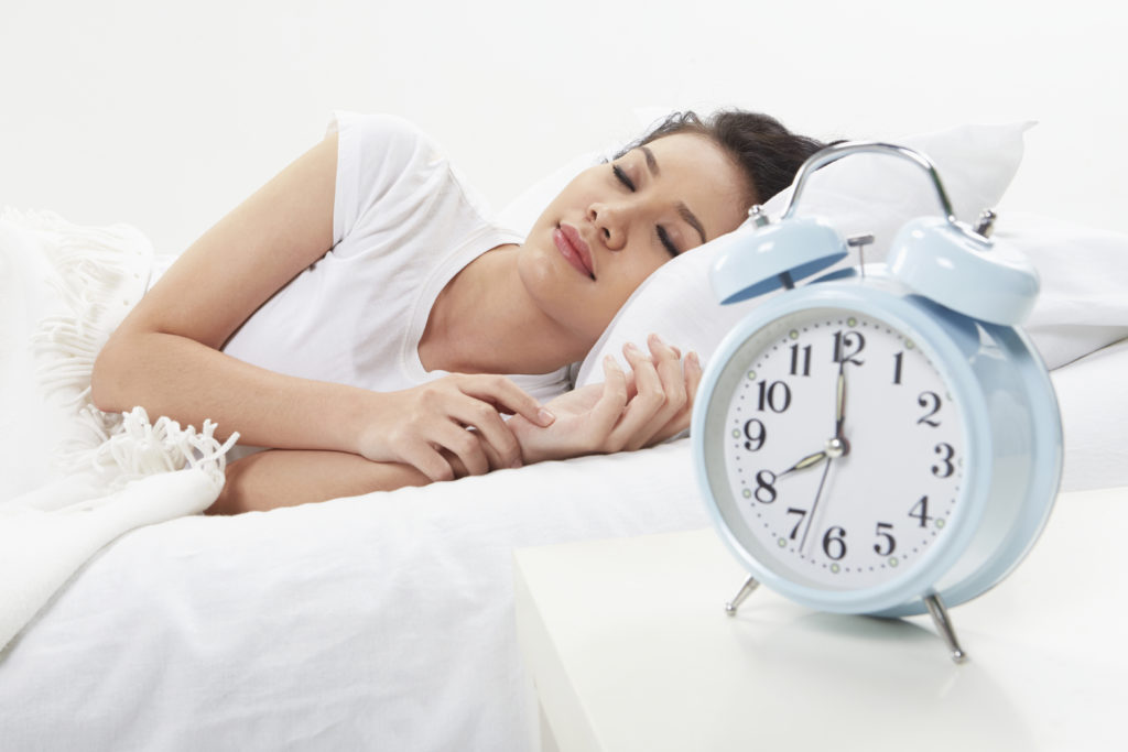 Exercising regularly helps you sleep better