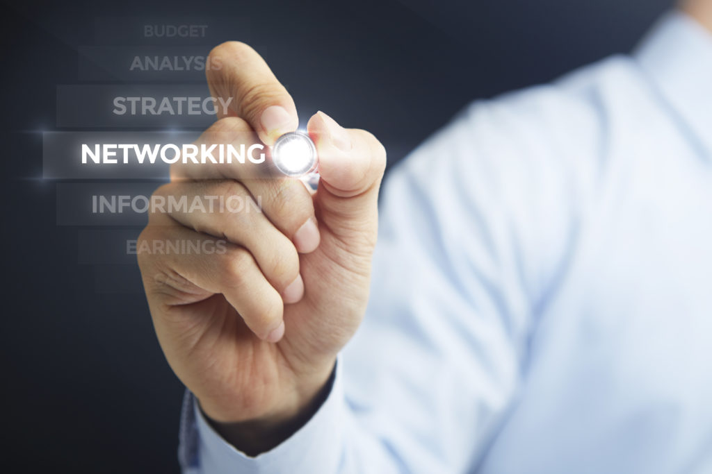 Networking is a key business growth strategy